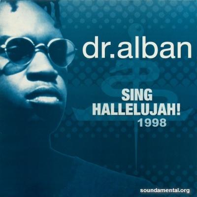dr alban sing hallelujah 1998 single 0013067. Black Bedroom Furniture Sets. Home Design Ideas