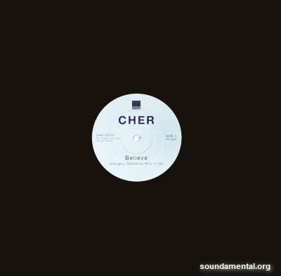 Cher - Believe / Copyright Cher