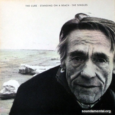 The Cure - Standing on a beach - The singles / Copyright The Cure