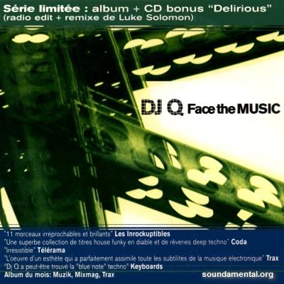 DJ Q - Delirious / Copyright DJ Q