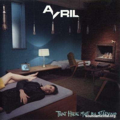 Avril - That horse must bestarving / Copyright Avril