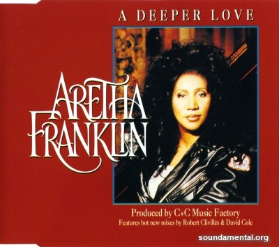Aretha Franklin - A deeper love / Copyright Aretha Franklin
