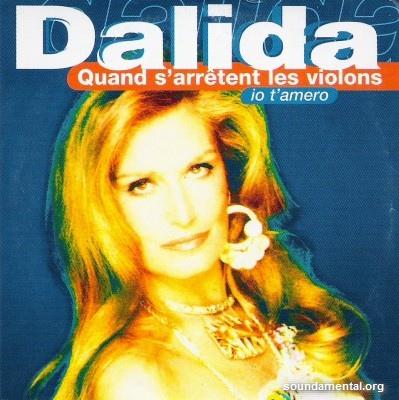 Dalida - Quand s'arrêtent les violons '98 / Copyright Dalida