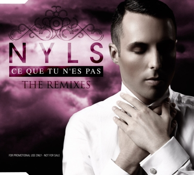 Nyls - Ce que tu n'es pas (The remixes) / Copyright Nyls