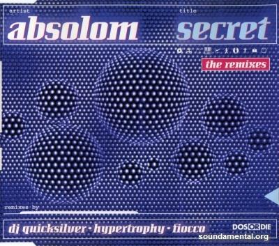 art:Absolom - Secret (The remixes) / Copyright Absolom