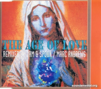 Age Of Love - The age of love '92 / Copyright Age Of Love
