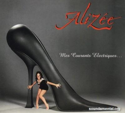 Alizée - Mes courants électriques... / Copyright Alizée