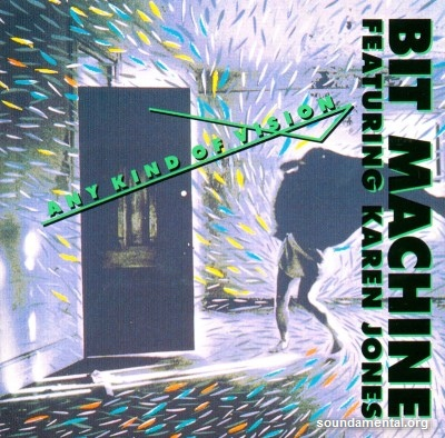 Bit Machine - Any kind of vision / Copyright Bit Machine