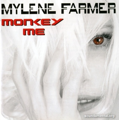 Mylène Farmer - Monkey me / Copyright Mylène Farmer