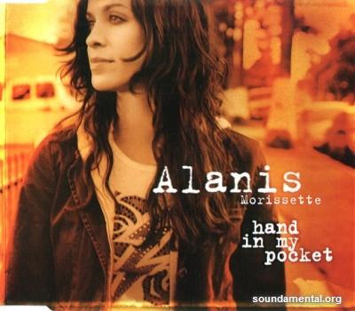 Alanis Morissette - Hand in my pocket (Acoustic) / Copyright Alanis Morissette