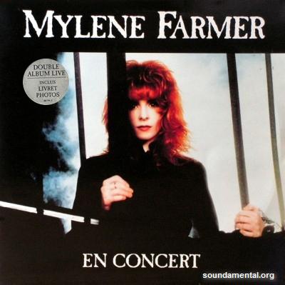 Mylène Farmer - En concert / Copyright Mylène Farmer
