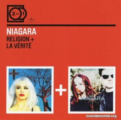 Niagara - Religion + La vérité (2 For 1) / Copyright Niagara