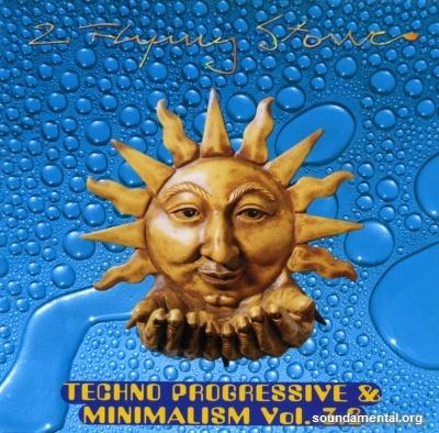 2 Flying Stones - Techno progressive & minimalism / Copyright 2 Flying Stones
