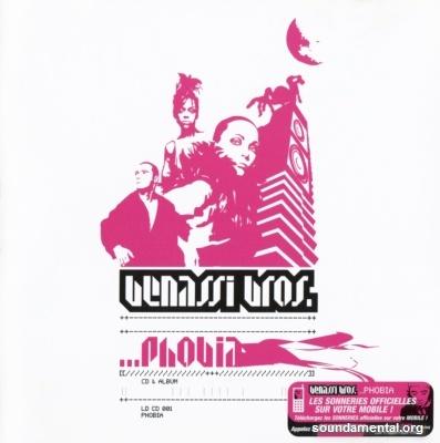 Benassi Bros. - Phobia / Copyright Benassi Bros.