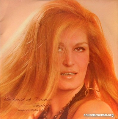 Dalida - The heart of France (Dalida sing for you in Italian) / Copyright Dalida