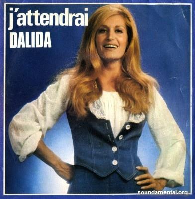 Dalida - J'attendrai / Copyright Dalida