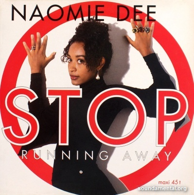 Naomie Dee - Stop (Running away) / Copyright Naomie Dee