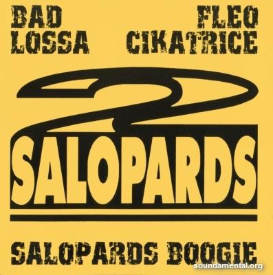 2 Salopards - Salopards boogie / Copyright 2 Salopards