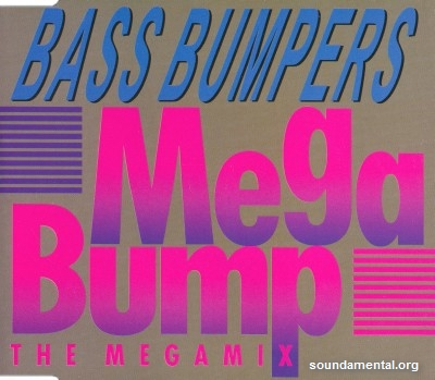 Bass Bumpers - Mega Bump (The megamix) / Copyright Bass Bumpers