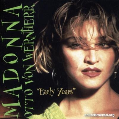 Madonna & Otto Von Wernherr - Early years / Copyright Madonna