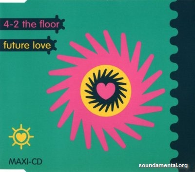 4-2 The Floor - Future love / Copyright 4-2 The Floor