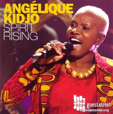 Angélique Kidjo - Spirit rising / Copyright Angélique Kidjo