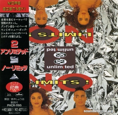 2 Unlimited - No limits! / Copyright 2 Unlimited