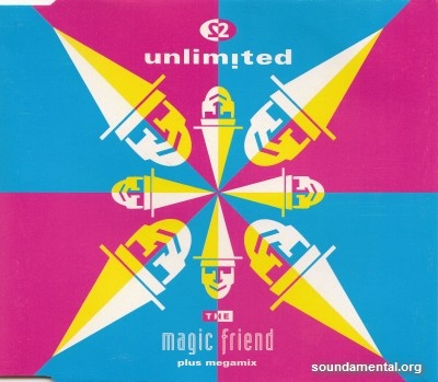 2 Unlimited - The magic friend / Copyright 2 Unlimited