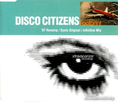 Disco Citizens - Footprint / Copyright Disco Citizens