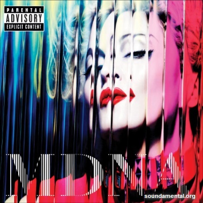 Madonna - MDNA (Deluxe version) / Copyright Madonna