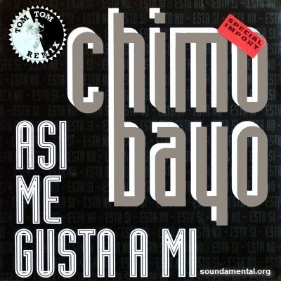 Chimo Bayo - Asi me gusta a mi (Tom Tom Remix) / Copyright Chimo Bayo