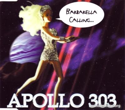 Apollo 303 - Barbarella calling... / Copyright Apollo 303