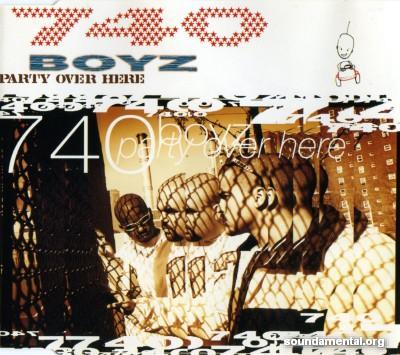 740 Boyz - Party over here / Copyright 740 Boyz