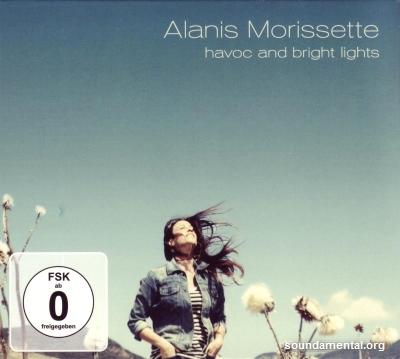 Alanis Morissette - Havoc and bright lights (Streng limitierte deluxe edition) / Copyright Alanis Morissette