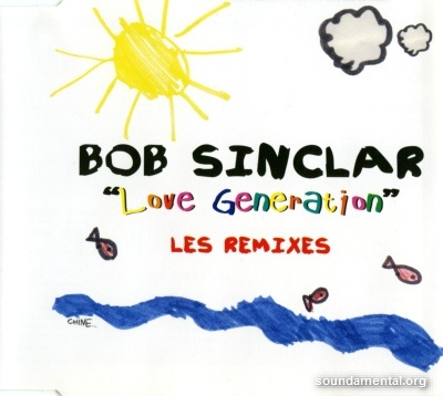 Copyright Bob Sinclar