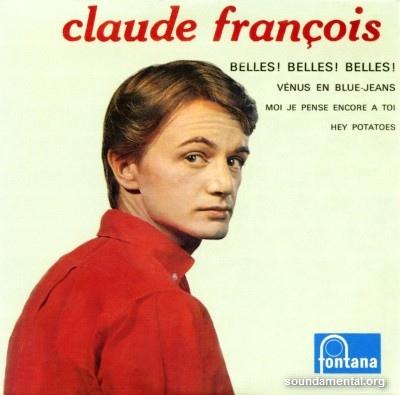 Claude François - Belles! Belles! Belles! / Copyright Claude François
