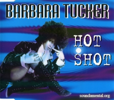 Barbara Tucker - Hot shot / Copyright Barbara Tucker