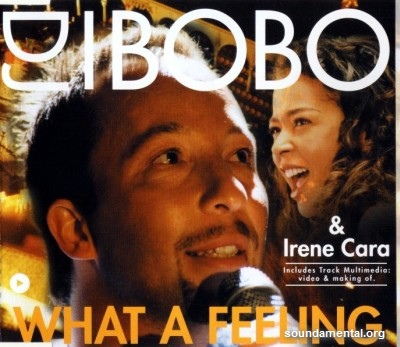 DJ BoBo & Irene Cara - What a feeling / Copyright DJ BoBo