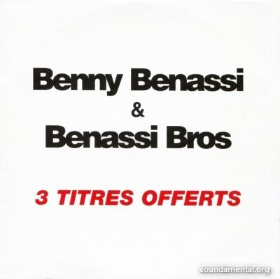 Benny Benassi & Benassi Bros - 3 titres offerts / Copyright Benny Benassi