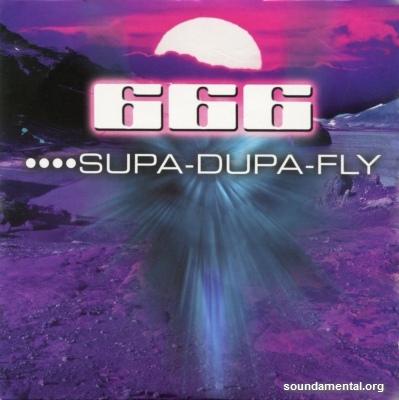 666 - Supa-dupa-fly / Copyright 666