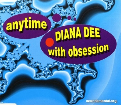 Diana Dee with Obsession - Anytime / Copyright Diana Dee