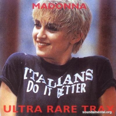 Madonna - Ultra rare trax (Vol. 01) / Copyright Madonna