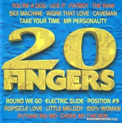 20 Fingers - 20 Fingers / Copyright 20 Fingers