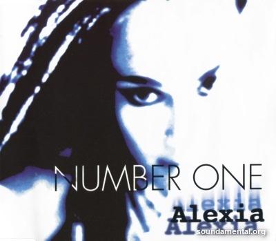 Alexia - Number one / Copyright Alexia