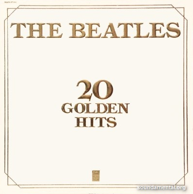 The Beatles - 20 golden hits / Copyright The Beatles