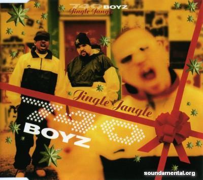 740 Boyz - Jingle jangle / Copyright 740 Boyz