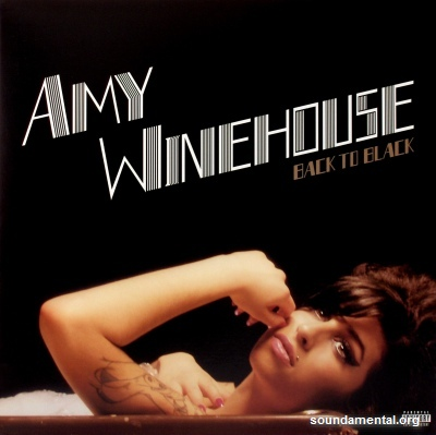 Amy Winehouse - Back to black / Copyright Amy Winehouse