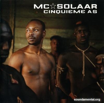 MC Solaar - Cinquième as / Copyright MC Solaar