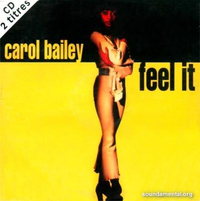 Carol Bailey - Feel it / Copyright Carol Bailey