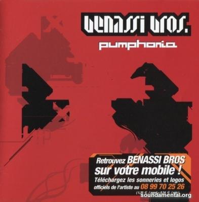 Benassi Bros. - Pumphonia / Copyright Benassi Bros.